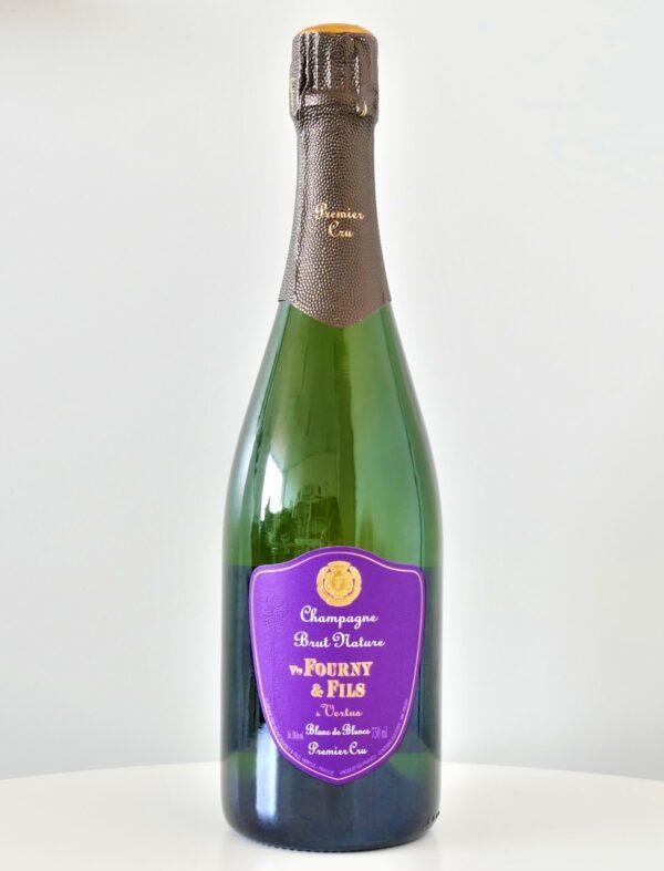 Champagne Veuve Fourny Blanc de Blancs »Brut Nature« 1er Cru Vorderseite